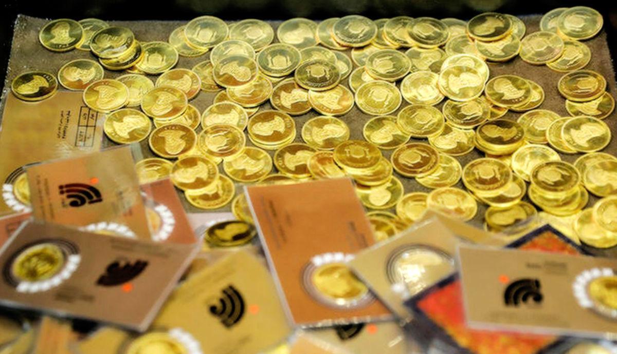 کاهش عجیب قیمت طلا در بازار