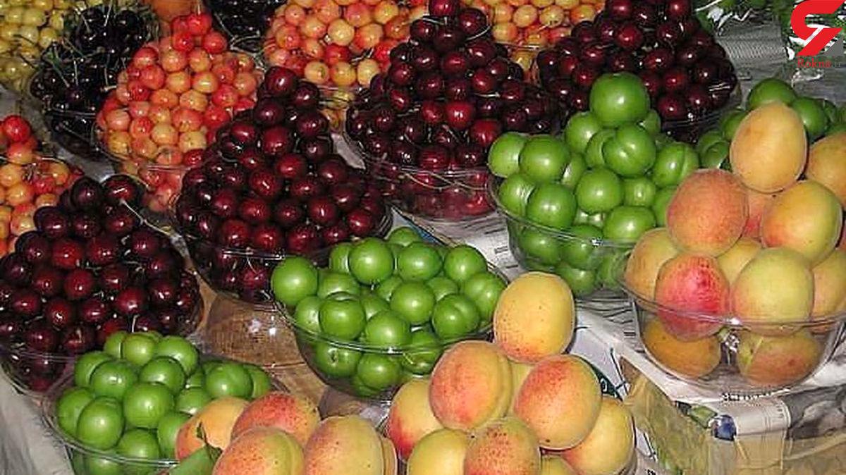 نرخ جدید میوه و سبزی اعلام شد + جدول
