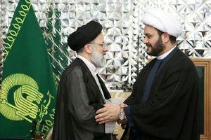 دبیرکل نجباء پیروزی رئیسی در انتخابات را تبریک گفت