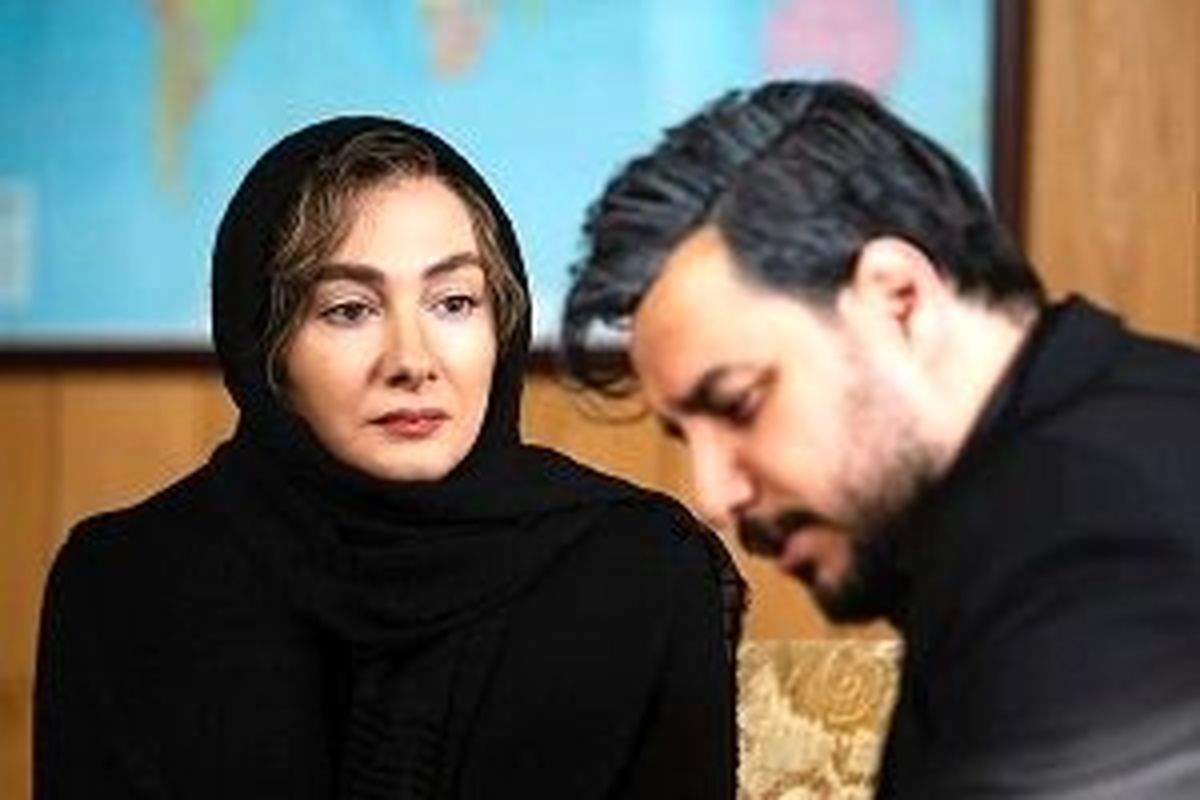 سانسور عجیب سکانس دونفره هانیه توسلی و جواد عزتی در زخم کاری+عکس