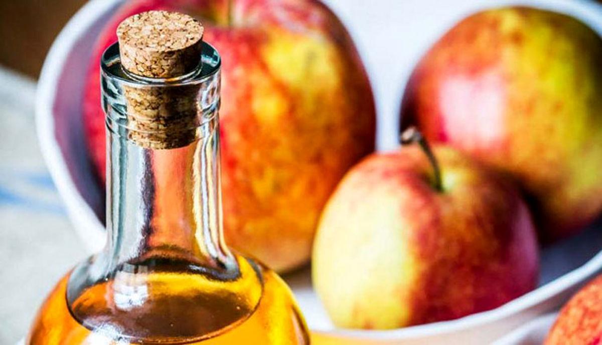 خواص سرکه سیب چیست؟