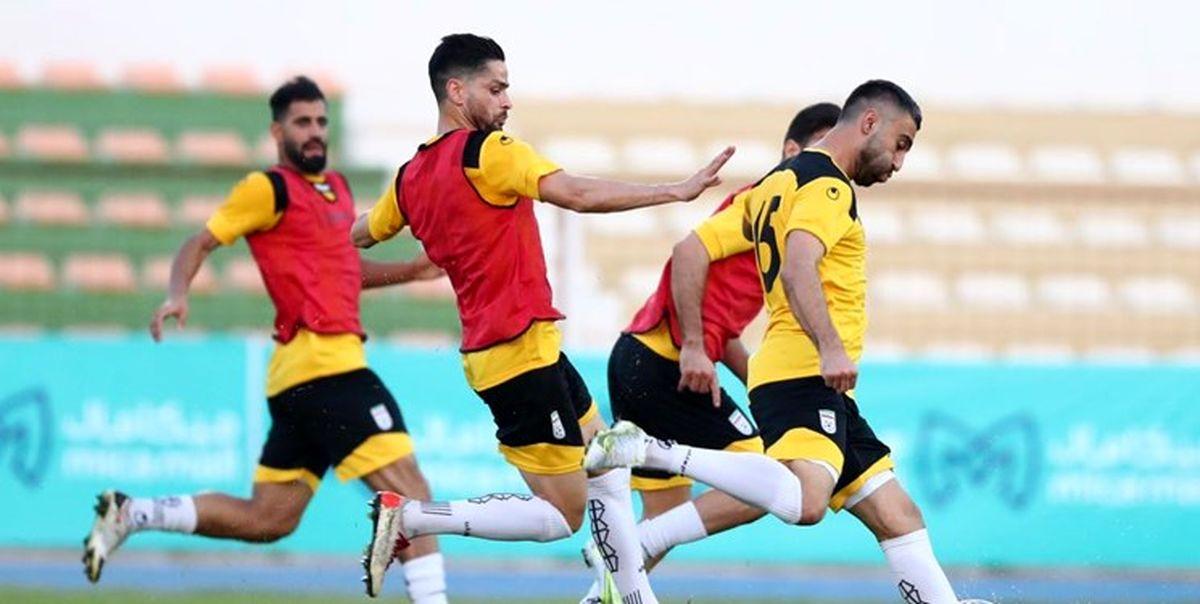 هافبک پرسپولیس اردوی تیم ملی را ترک کرد