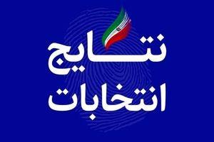 نتیجه نهایی انتخابات ریاست جمهوری ۱۴۰۰ + آراء نامزدها
