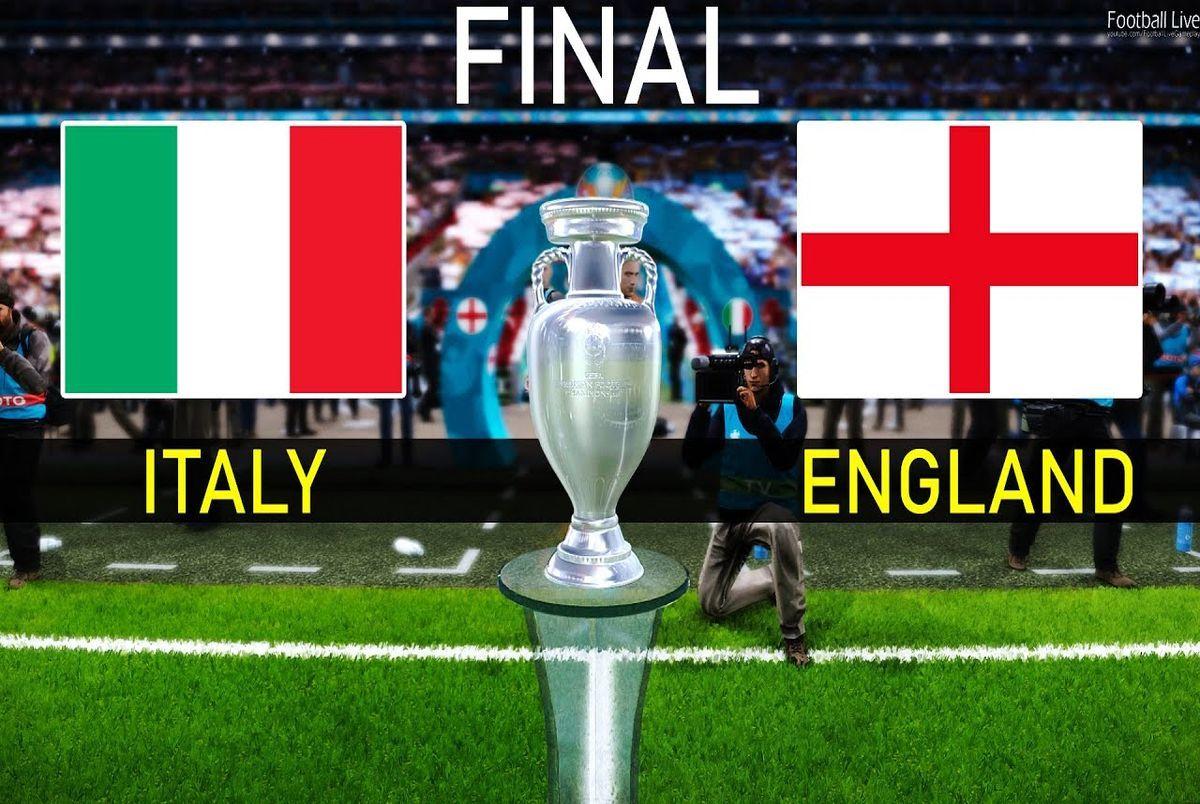 ساعت و تاریخ فینال انگلیس ایتالیا یورو 2020 کی است؟