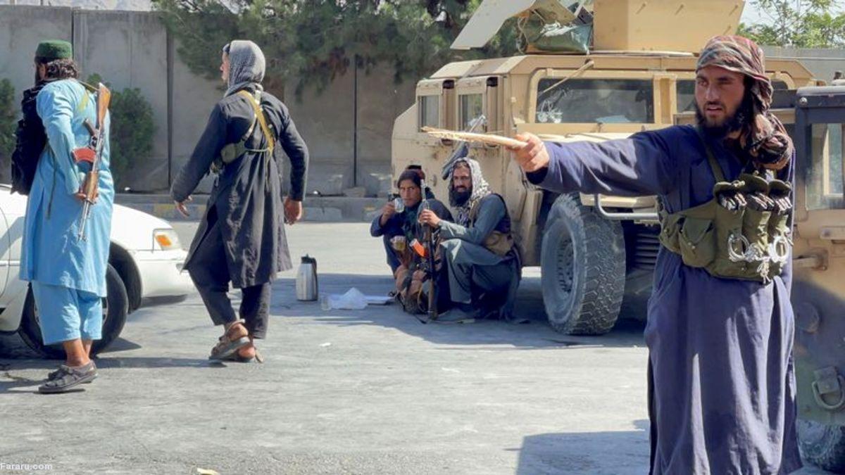 تیرباران بازداشتیهای پنجشیر توسط طالبان
