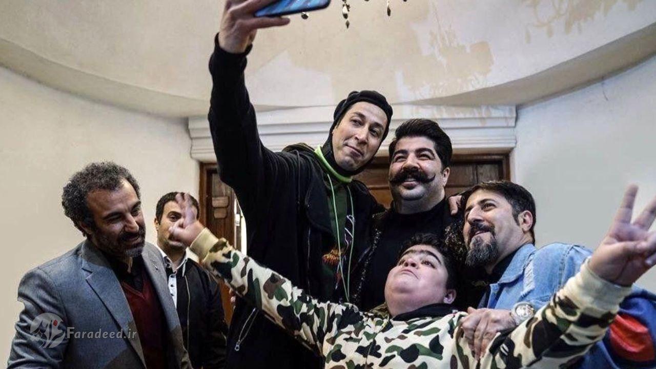 پازیگران سریال جدید پایتخت 7