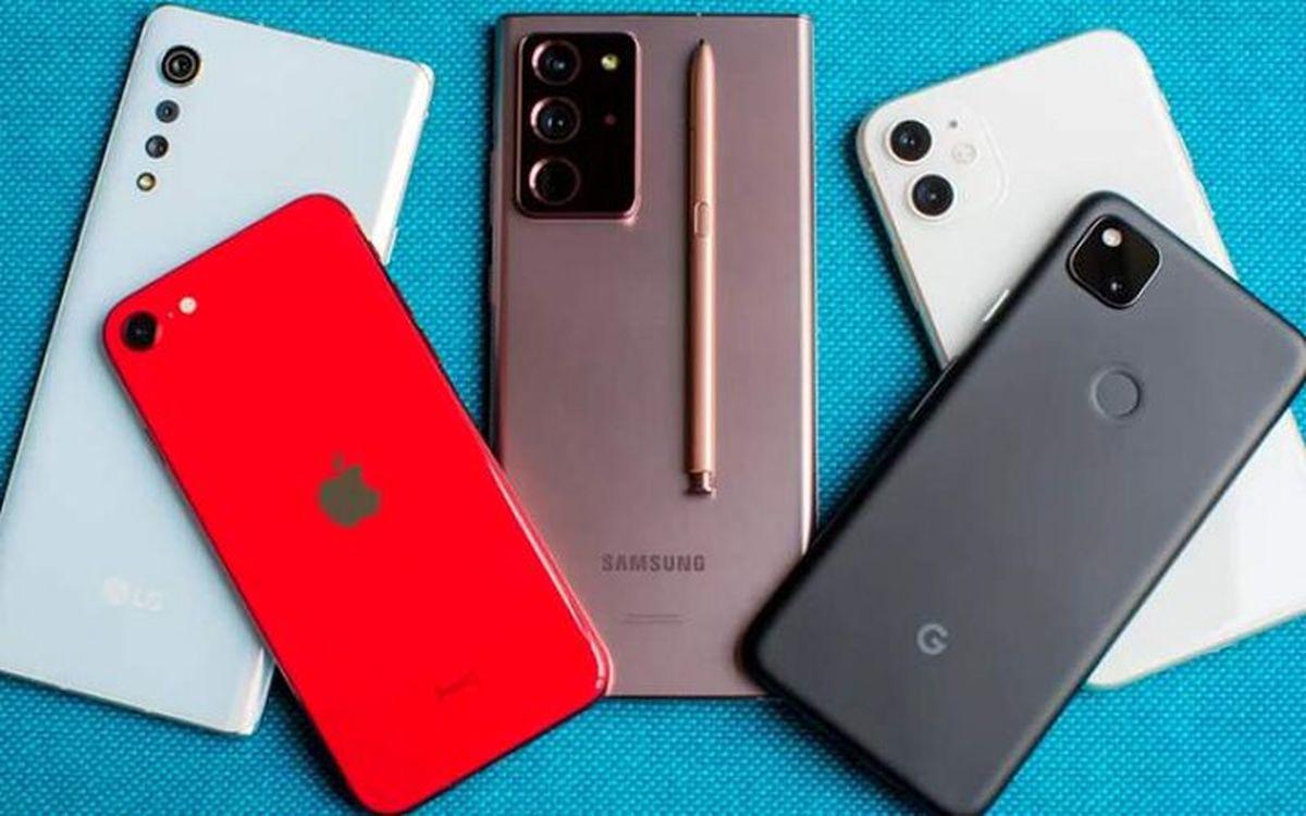 جدیدترین قیمت انواع گوشی موبایل ۲۶ خرداد ۱۴۰۰